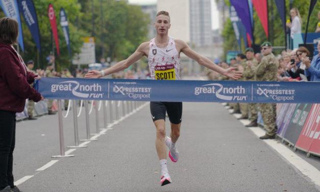 Marc Scott and Eilish McColgan lead Great Manchester Run line-ups