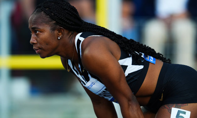 Shelly-Ann Fraser-Pryce still in record-breaking form – weekly round-up