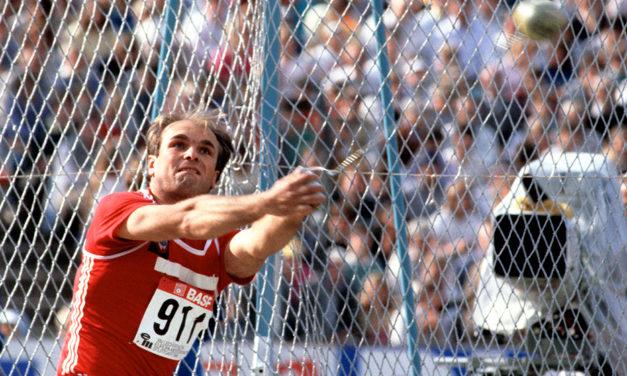 World hammer record-holder Yuriy Sedykh dies