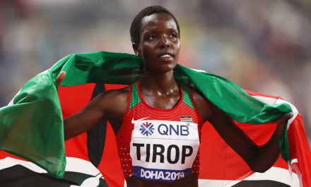 Agnes Tirop's husband arrested following athlete's death in Kenya