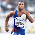 Sprinter Alex Quinonez killed in shooting in Ecuador