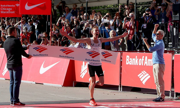 Chicago Marathon – who, what and when?