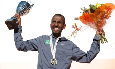 European marathon record from Bashir Abdi – weekly round-up