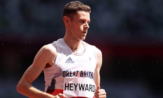 How They Train: Jake Heyward