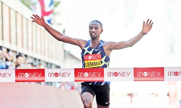 Lemma victorious as Sesemann nails marathon debut