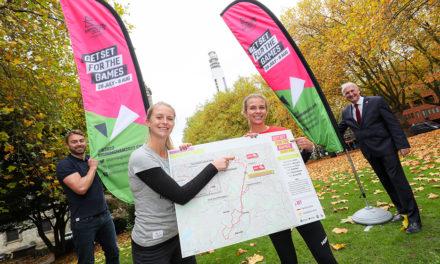 Birmingham 2022 reveal marathon course