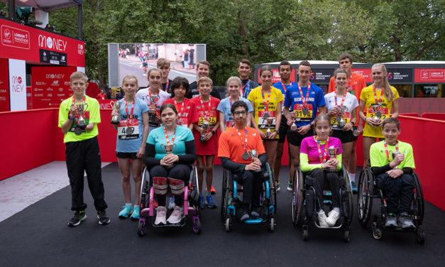Mini Marathon class of 2021 show their talent