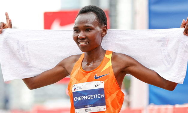 Wins for Seifu Tura and Ruth Chepngetich in Chicago