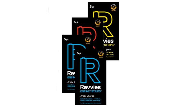 Revvies Energy Strips